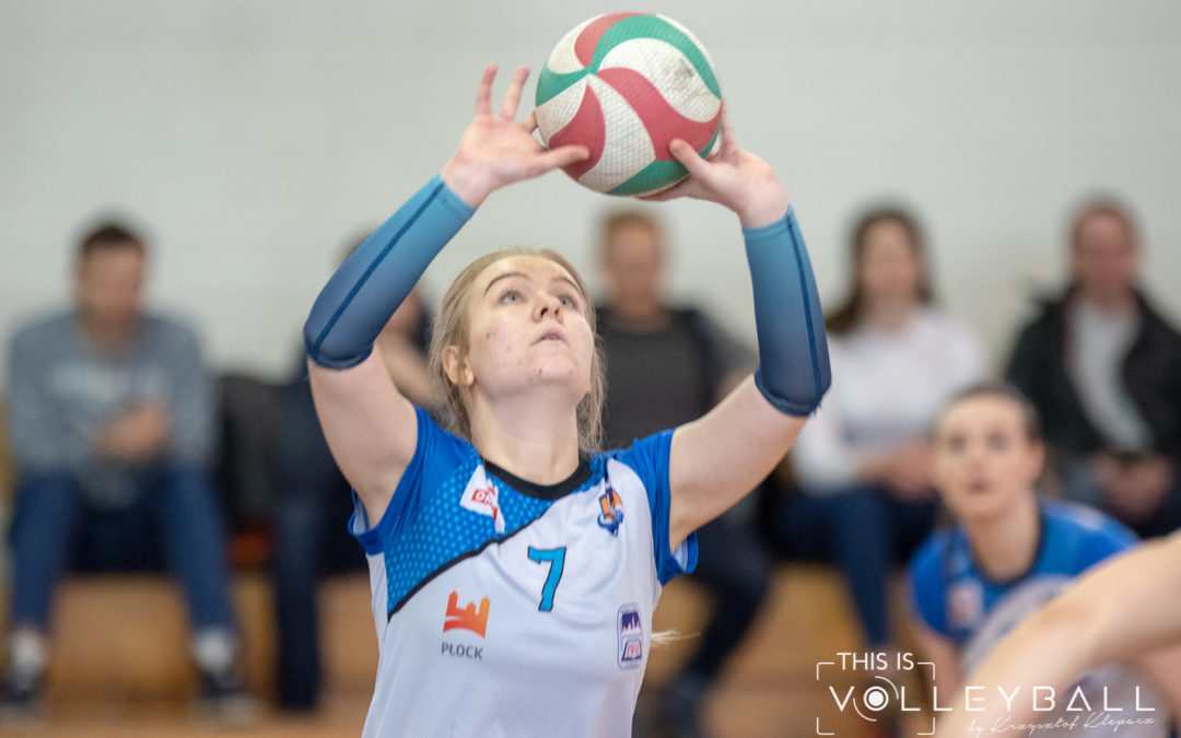Iskra Warszawa – Volley Płock