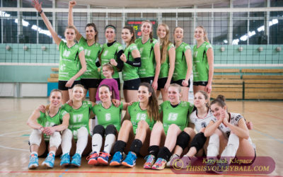 AWF Warszawa – Volley Płock