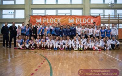 Mistrzostwa Mazowsza Juniorek