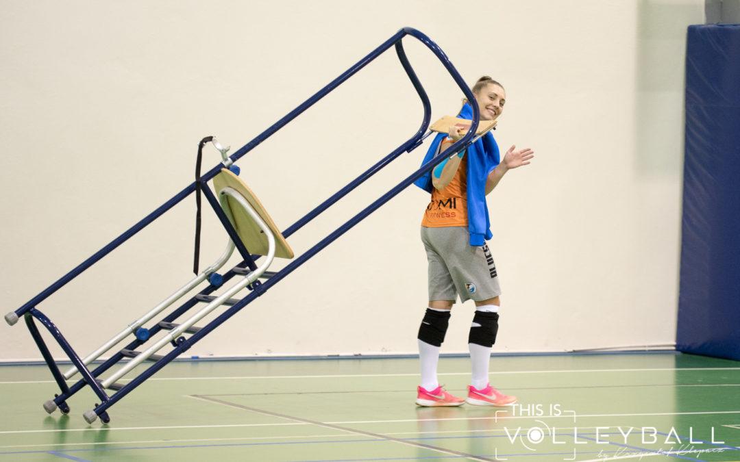 Mazovia Warszawa – Nike Węgrów