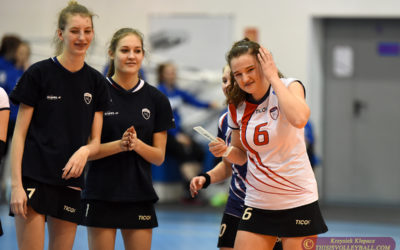 Sparta Warszaw – Zryw Volley Iława