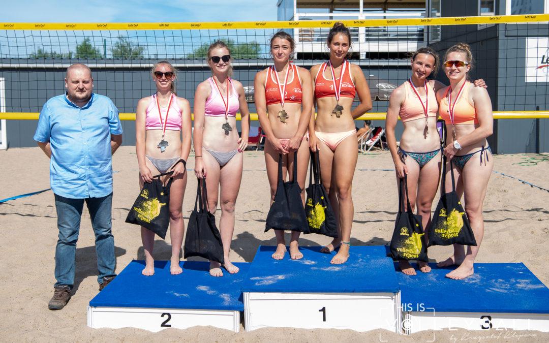 Mistrzostwa Mazowsza Seniorek
