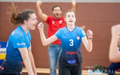 Turniej Finałowy Juniorek: Atena – Sparta
