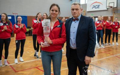 Turniej Finałowy Juniorek: ceremonia zakończenia