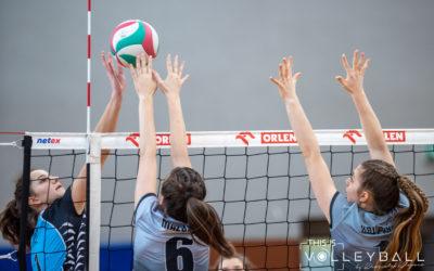Turniej Finałowy Kadetek: Metro – MOS Wola