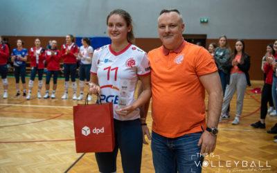 Turniej Finałowy Juniorek: Legionovia – Sparta