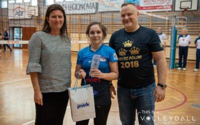 Turniej Finałowy Juniorek: Sparta – MOS